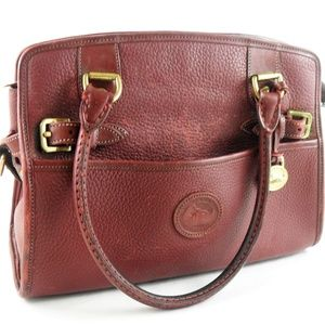 Dooney Bourke All Weather Pebbled Leather Bag